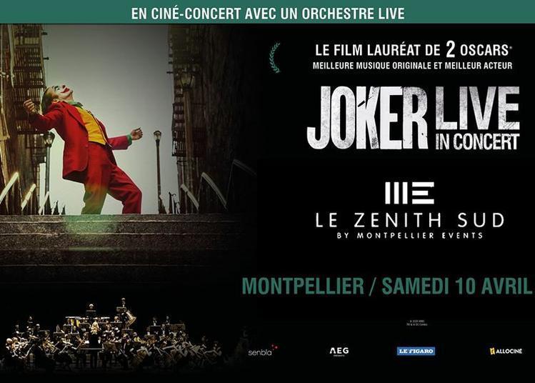 Joker - Ciné-concert à Montpellier
