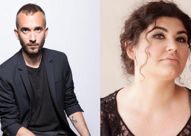 Jonathan Drillet & Marlène Saldana - répétition publique à Caen
