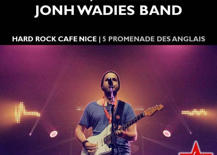 Jonh Wadies à Nice