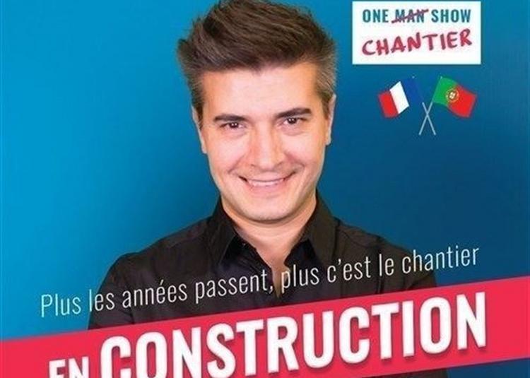 José Cruz Dans En Construction à Lille