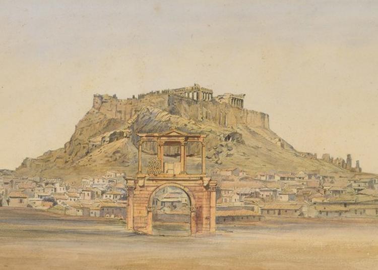 Joseph-philibert Girault De Prangey Et Le Grand Tour à Langres