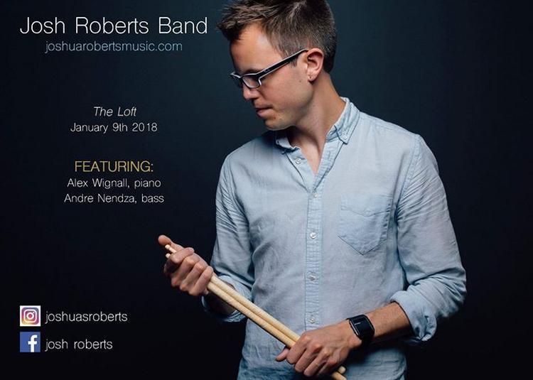 Josh Robert's Band à Paris 4ème