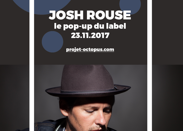 Josh Rouse à Paris 12ème