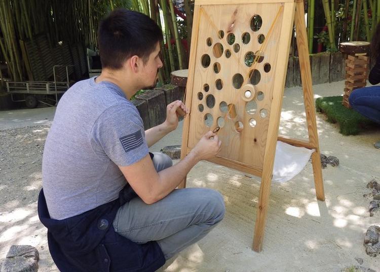 Jouez Avec Nous : Jeux Anciens En Bois à Lucy