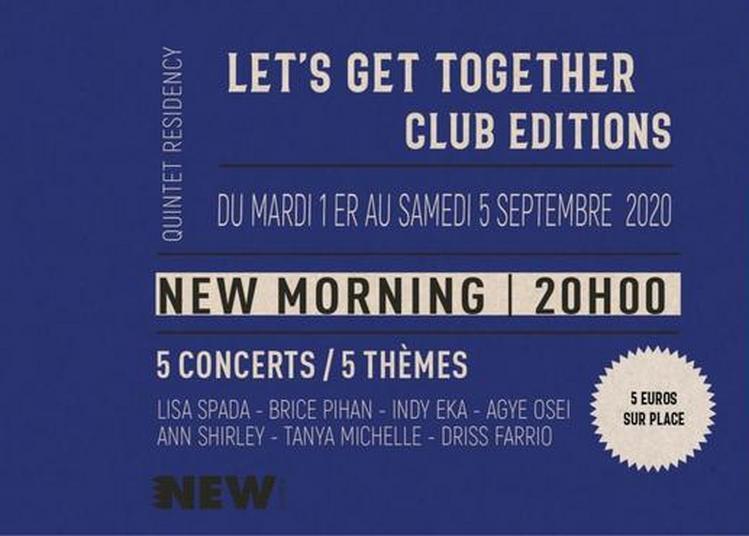 Jour 1 | Let's Get Together Club à Paris 10ème
