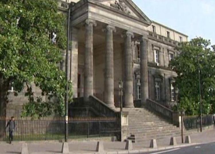 Journée Culturelle Et Patrimoniale à La Cour D'appel à Limoges