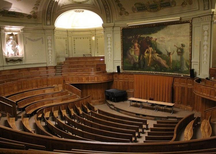 Journée D'études Itinérante « Le Collège Et L'art En Partage » à Paris 5ème