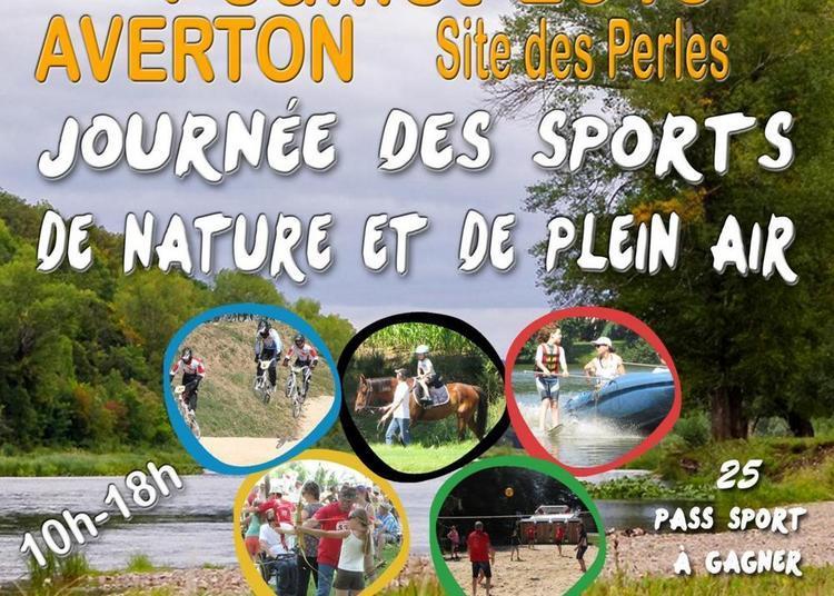 Journée des sports de nature et de plein air à Averton
