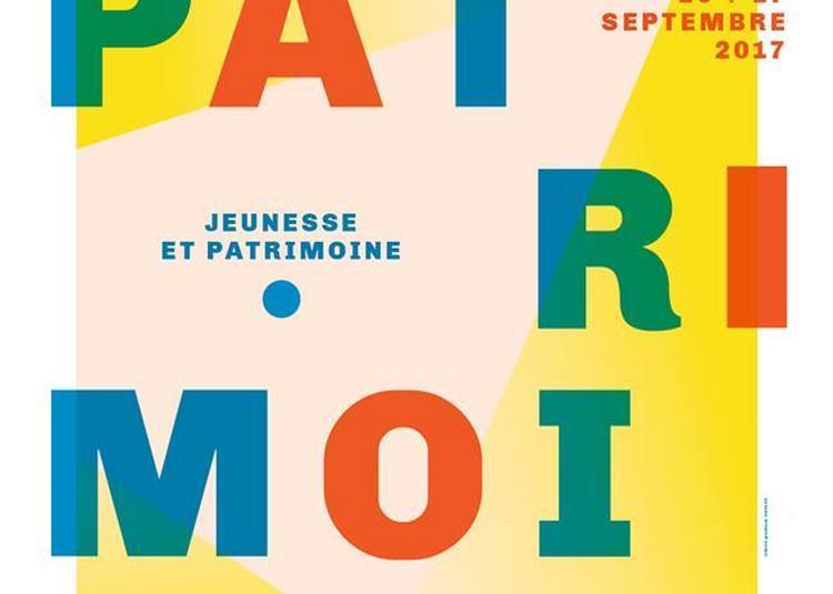 Journées du patrimoine Montlivault 2017