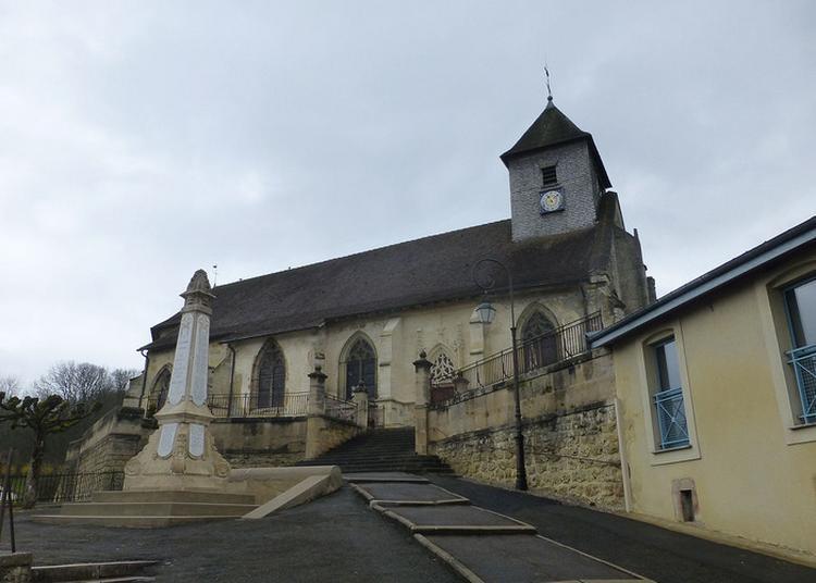 Journée Du Patrimoine à L'église Sainte-catherine à Fains Veel