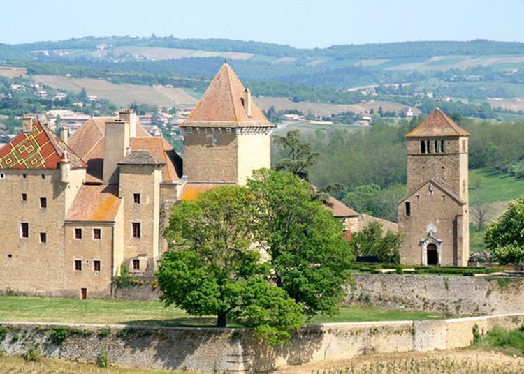 Journée Du Patrimoine Au Château De Pierreclos