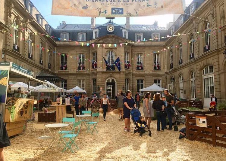 Journée Du Patrimoine Culturel Et Naturel à Paris 9ème