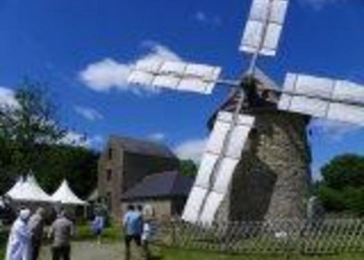 Journée Européenne Au Moulin Neuf à Vigneux de Bretagne
