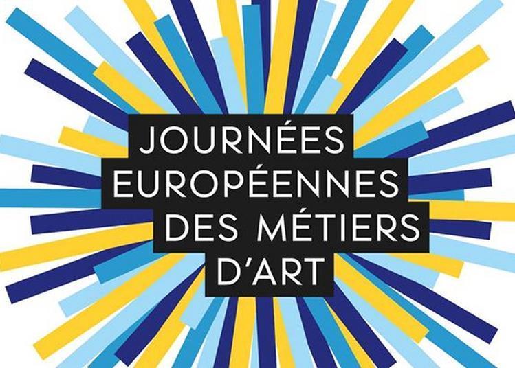Journée européenne des métiers d'art à Quimper