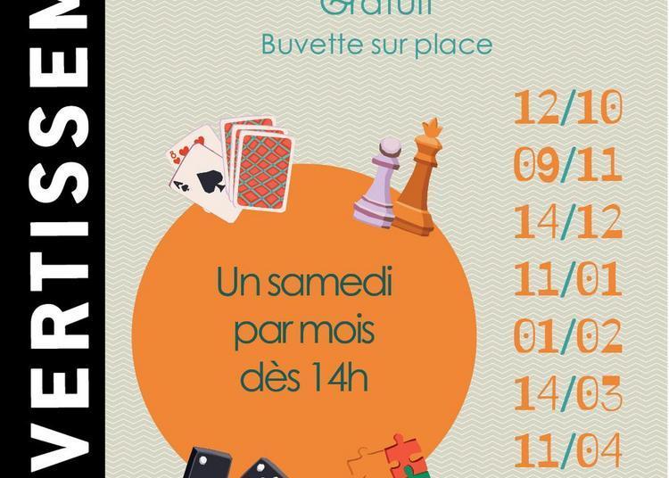 Journée jeux au Château Palmer à Cenon