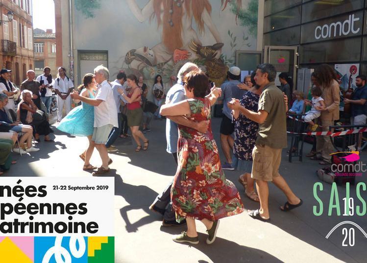 Journée Portes ouvertes du COMDT à Toulouse