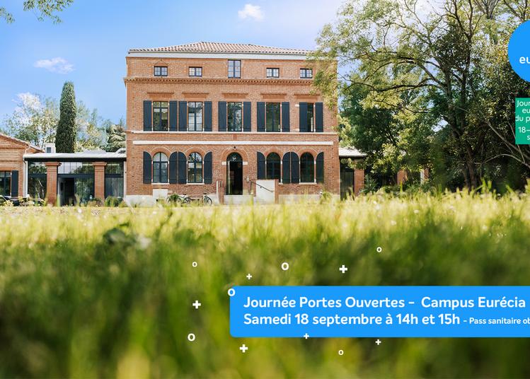 Journée Portes Ouvertes Campus Eurécia à Castanet Tolosan