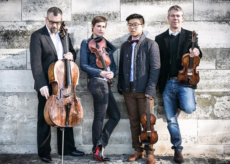 Journee Quatuor, Quatuor Diotima à Arles