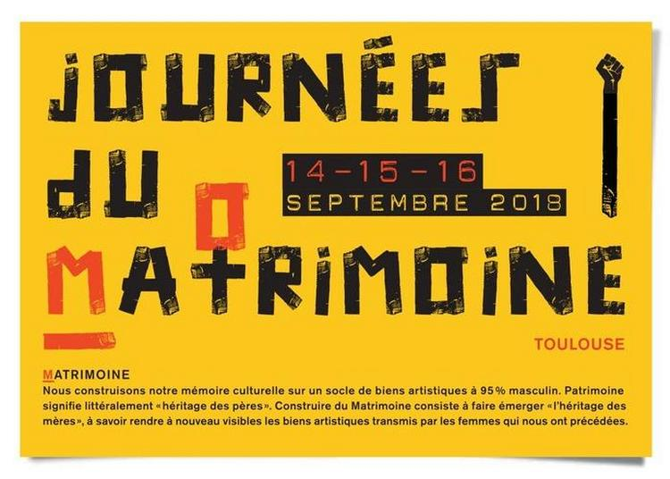 Journées Du Matrimoine à Toulouse