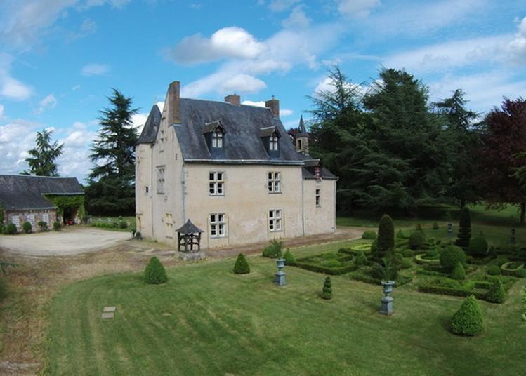 Journées Du Patrimoine 2021 Manoir D'auvers - Durtal, 49430 - Visite Des Extérieurs