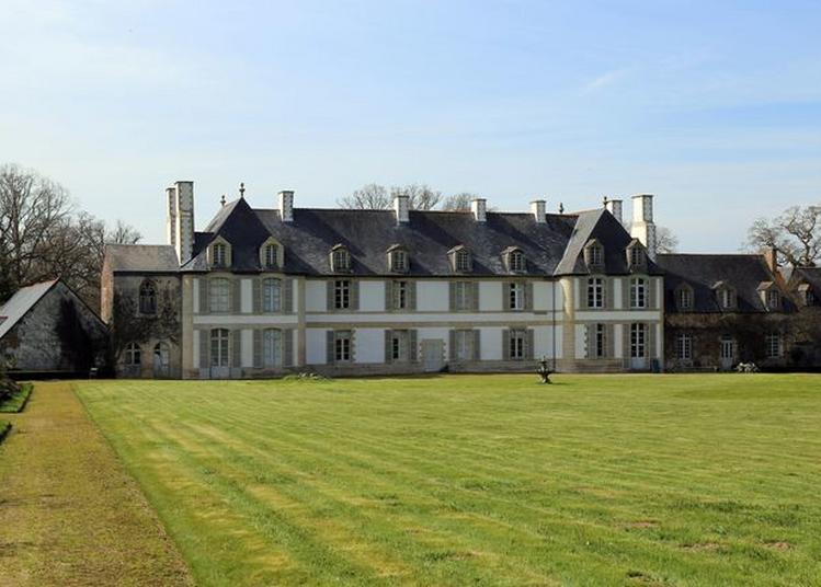 Journées Du Patrimoine Au Château De La Moglais. à Lamballe