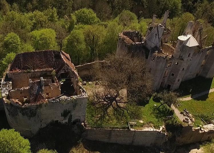 Journées Du Patrimoine Au Château De Rochefort à Asnieres en Montagne