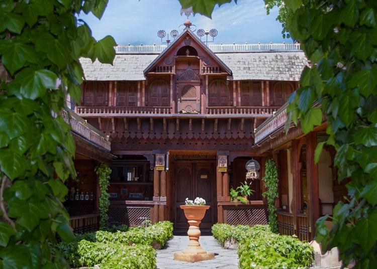 Journées du Patrimoine aux Jardins Secrets à Vaulx