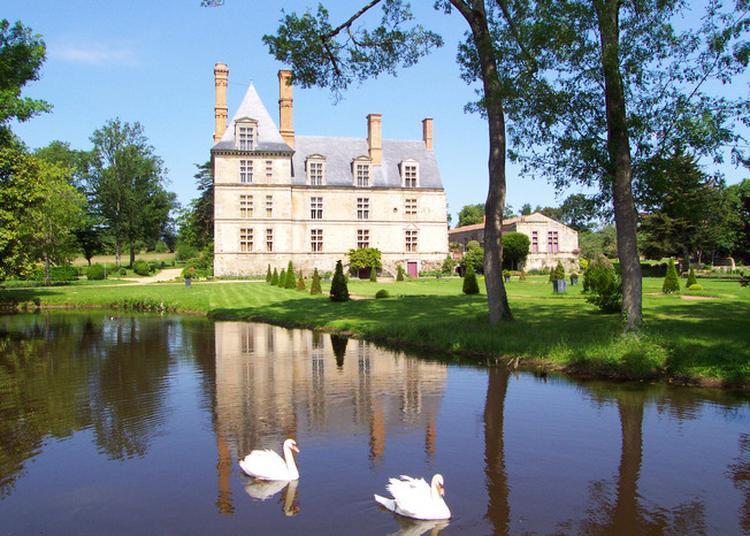 Journées Du Patrimoine - Château De La Guignardière à Avrille