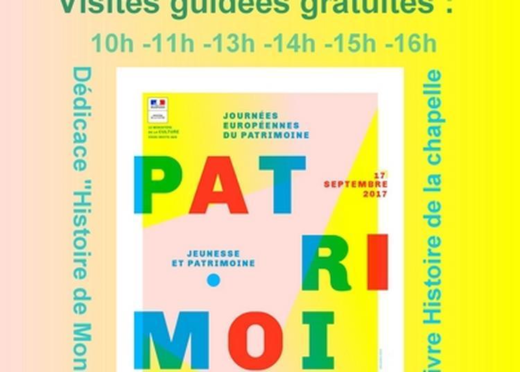 Journées du Patrimoine RUY-MONTCEAU à Montceau