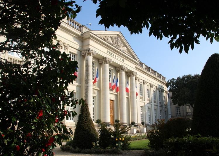 Journées Du Patrimoines 2021 : Visites Guidées De L'hôtel Préfectoral De La Loire-atlantique à Nantes