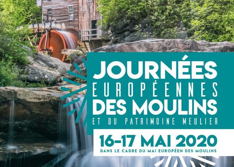 Journées Européennes des Moulins et du Patrimoine Meulier à Saint Pierre sur Erve