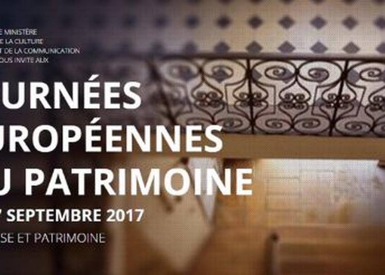 Journées Européennes du Patrimoine à Saint Pierre sur Erve