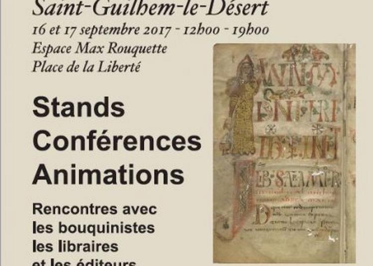 Journées  Européennes du Patrimoine à Saint Guilhem le Desert