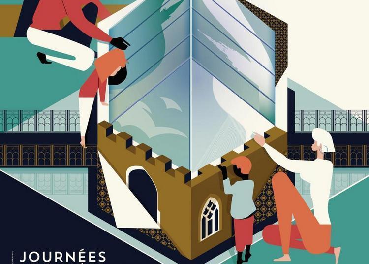 Journées du patrimoine Verdun sur Garonne 2018