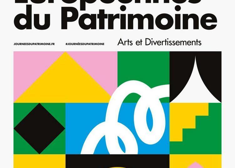 Journées du patrimoine Saint Quentin 2019