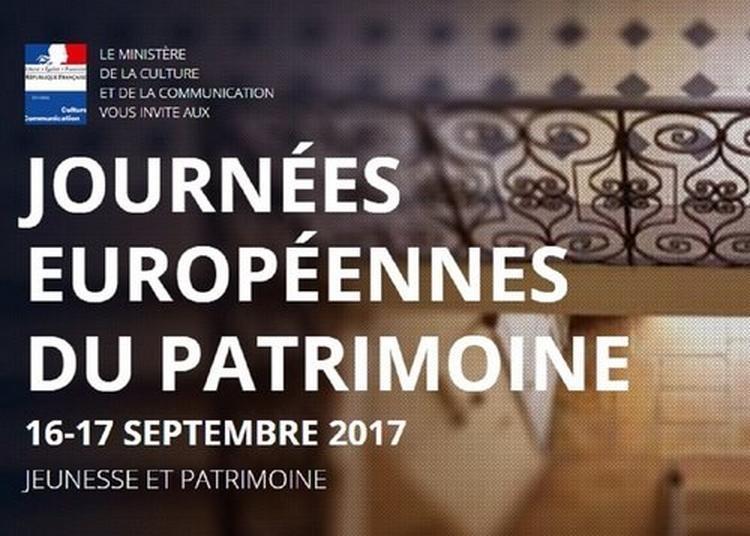 Journées Européennes du Patrimoine à Marseille