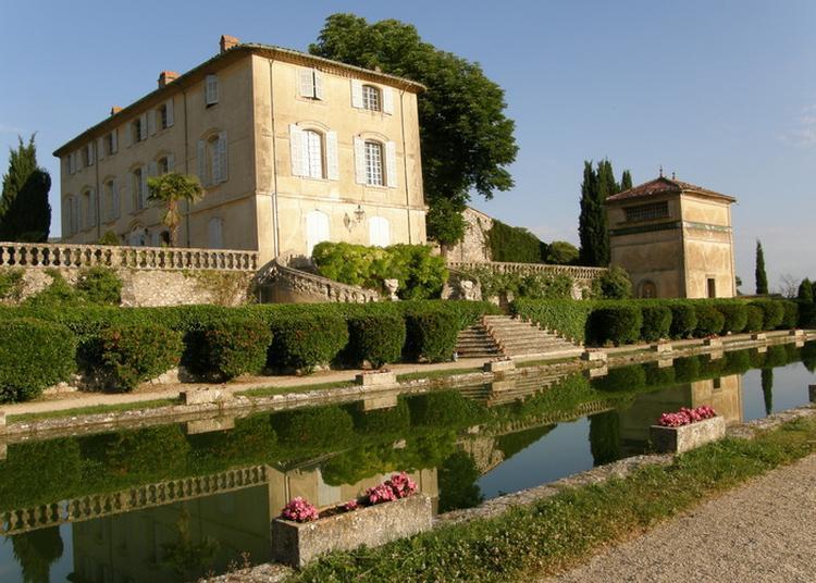Journées Européennes Du Patrimoine à Le Puy sainte Reparade