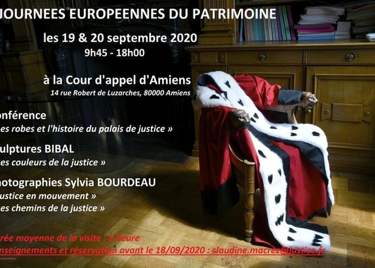JEP 2020 - Visite de la Cour d'appel d'Amiens