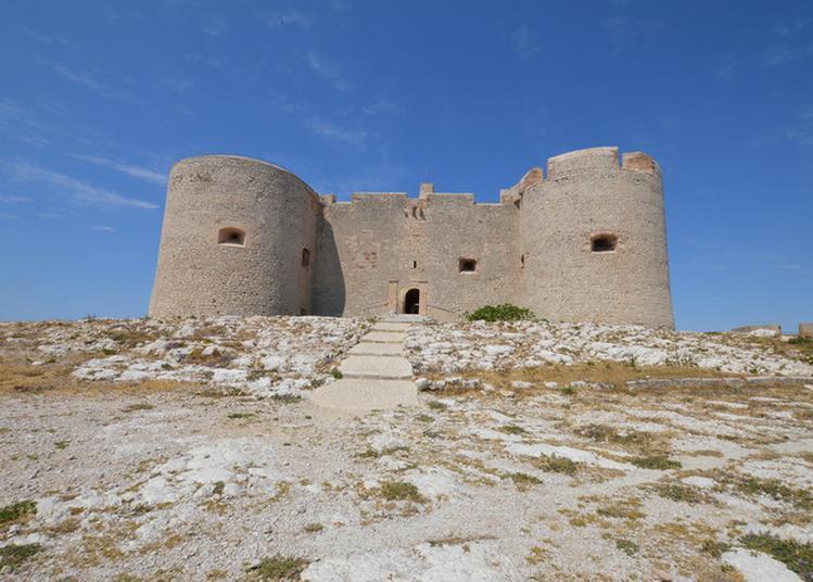 Journées Européennes Du Patrimoine Au Château D'if à Marseille