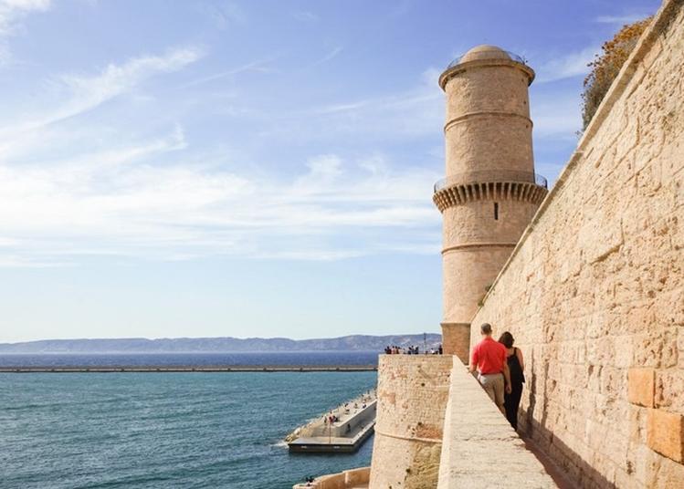 Journées Européennes Du Patrimoine Au Mucem à Marseille
