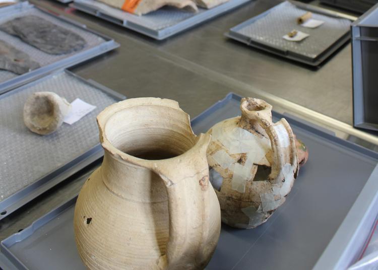 Journées Européennes Du Patrimoine Au Pôle Archéologie à Angers