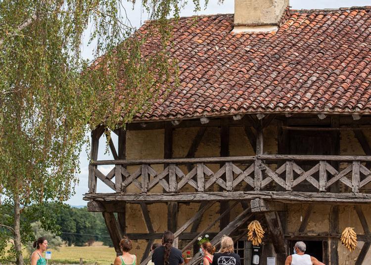 Journées Européennes Du Patrimoine - Rencontres Théâtralisées à Courtes