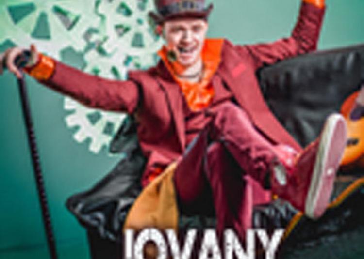 Jovanny à Rennes