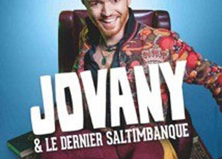 Jovany & Le Dernier Saltimbanque à Paris 10ème