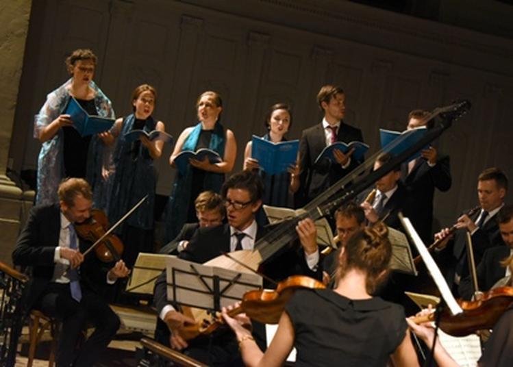 JS Bach, Messe en si BWV 232 à Luxeuil les Bains