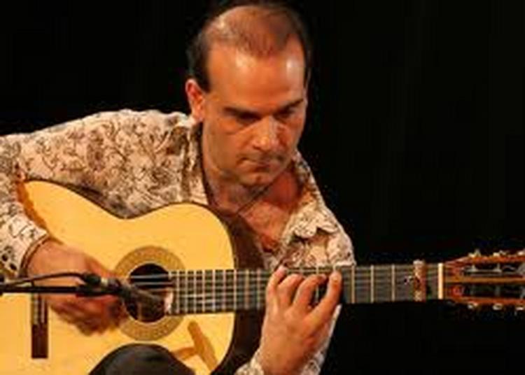 Juan Carmona Quintet à Nice