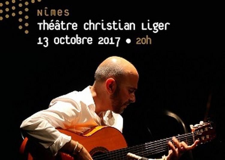 Juan El Flaco / Isaac De Los Reyes/ Salomé Parrilla à Nimes