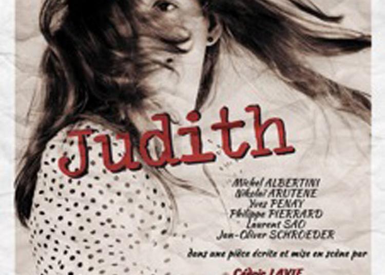 Judith à Paris 10ème