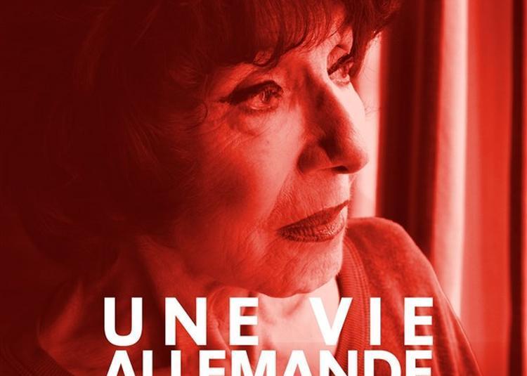 Judith Magre Dans Une Vie Allemande à Paris 6ème