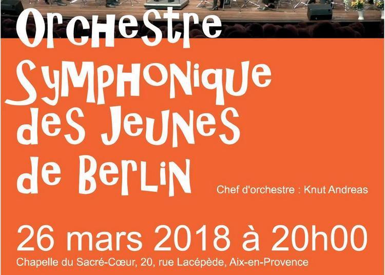 Jugendsymphonieorchester Berlin à Aix en Provence